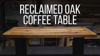 Build It | Reclaimed Kentucky Barnwood Coffee Table