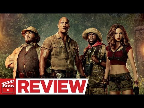 Jumanji: Welcome to the Jungle Review (2017)