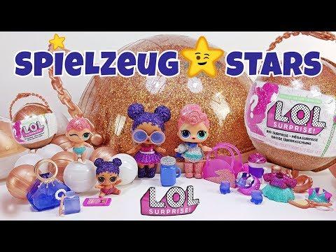 LOL Surprise Dolls deutsch 💖 Puppen & Baby Schwestern im BIG L.O.L Surprise BALL