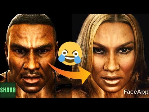 Face+ App+ Gender+ Swap