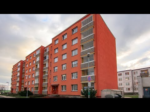 Video Prodej bytu 3+1 v osobním vlastnictví 77 m², Žatec