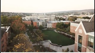 The University of Scranton Flyover Tour