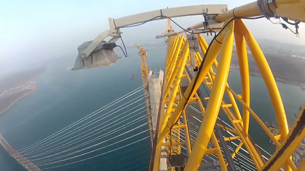 Insane Skywalking Russians Make Your Stomach Drop With New Video
