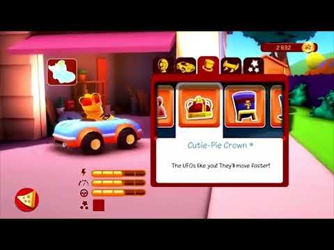 Видео № 0 из игры Garfield Kart: Furious Racing [Xbox One]
