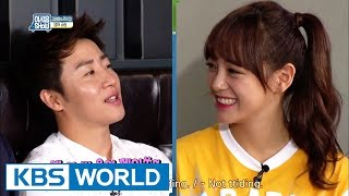 Kim Young Chul & Roy Kim's English Lesson [Talents For Sale / 2016.08.10]
