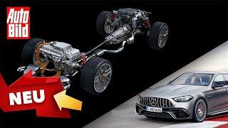 [AUTO BILD] Mercedes-AMG C 63 (2021)   Ist das der Antrieb des neuen C 63?
