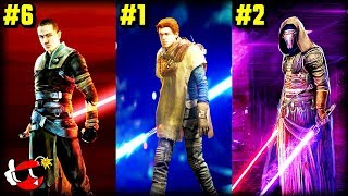 Top 10 Star Wars Games of the Decade RANKED WORST TO BEST!