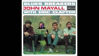 All Your Love -- John Mayall Bluesbreakers with Eric Clapton (Cover)