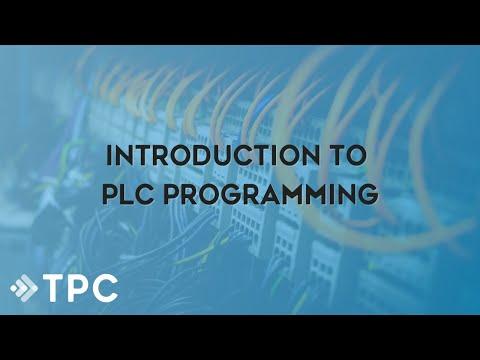 Intro to PLC Programming w/ TPC Online Webinar | TPC Training