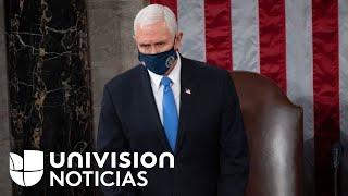 COMPENDIO DE LA INCURSION AL CAPITOLIO Y RESPUESTAS DE INTELIGENCIA