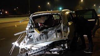 Near Death Experience Car Crash