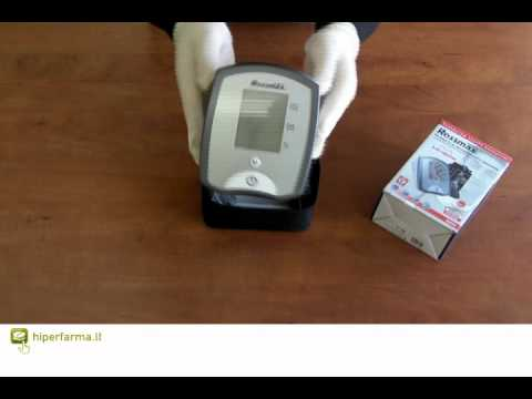 Cardiomagnet gydant hipertenziją