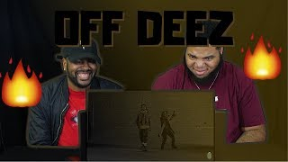 J.I.D   Off Deez Ft. J. Cole (Dir. By @_ColeBennett_)   REACTION