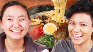 The Hardest Asian Food