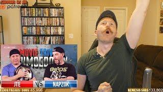 JTE VS Ken Napzok - Movie Trivia Schmoedown (Reaction & Review)