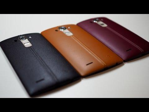 Das LG G4 im exklusiven ersten Hands-on