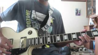 Move Along - The All American Rejects guitar cover [Chunkeey]