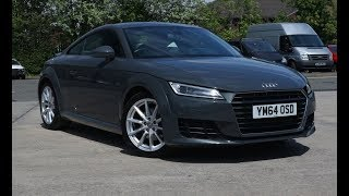 Simpsons Online - Audi TT Coupe Sport 2.0 TFSI 230 PS 6 speed manual (YM64OSD)