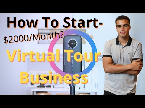 , title : 'How To Start a Virtual Tour Business 2021 (Complete Walkthrough!)