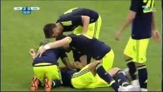 Fenerbahçe vs Zob Ahan 7-0 All Goals & Highlights (Friendly Match) 11/07/2015