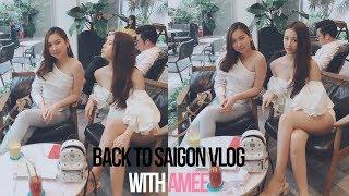 Vlog #7: Hẹn Amee đi ăn trưa và cái kết...🤔🤔| TIEN LE