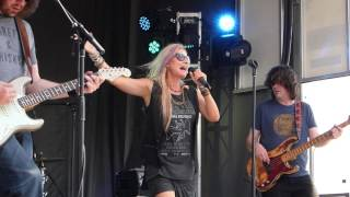 "Sass Jordan ""Who Do You Think You Are"" Live Burlington Ontario June 19 2016"