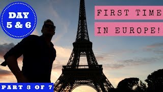 Bye London, Hello Paris- PART 3