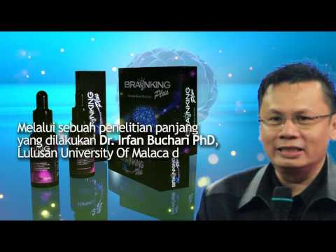 Video { 08123 01 8900 } Branking Plus Indonesia | Brainking Plus Nutrition | Pt Bigking Science