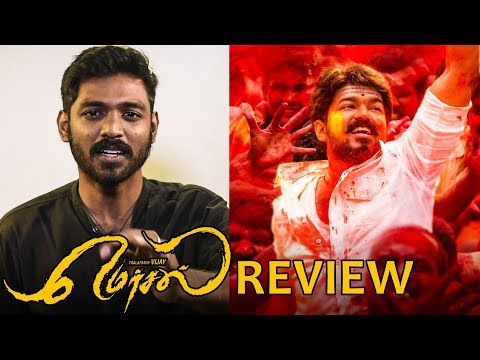 Mersal Tamil Movie Review