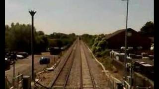 preview picture of video 'Freightliner Class 66's Pass Narborough'