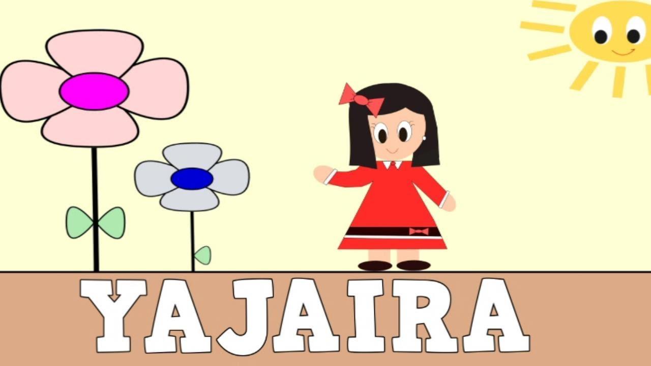 Aprender a Leer y Escribir YAJAIRA - Vídeos educativos para Niñosy Bebés - Paty y Poty