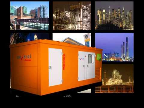 5 kVA Mahindra Powerol Portable Diesel Genset