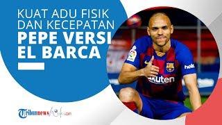 Profil Martin Braithwaite - Pepe Versi Barcelona