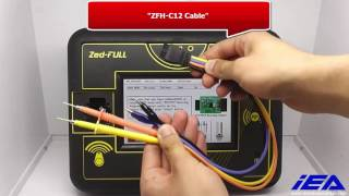 OPEL Remote Unlocking Application using ZFH C12 cable
