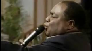 Alvin Slaughter sings I WORSHIP YOU ALMIGHTY GOD THERE IS NONE LIKE YOU