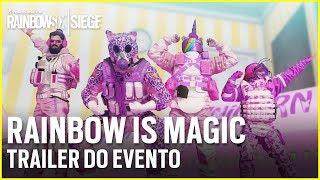 Rainbow Six Siege: Rainbow is Magic TRAILER