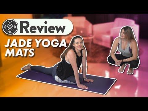 Jade Yoga Mat Review | Jade Harmony Yoga Mat, Voyager, Kids Yoga Mat