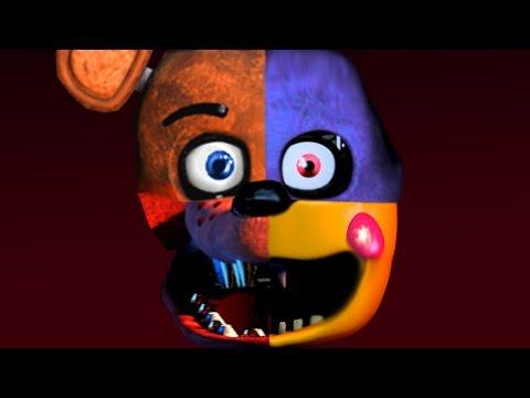 Five Nights at Freddys Walkthrough - VENTURIAN PLAYS FNAF 4! - Five