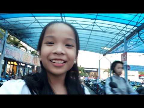Vlog 9: Khi Thư đi học về...- Việt Thiên Thư Channel