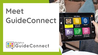 Meet GuideConnect - Simple Talking Technology