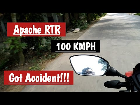 ALMOST GOT ACCIDENT!!! Apache RTR