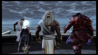 God of war 3 remastered on ps4 pro
