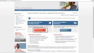How Do I Pay My Income Tax Online