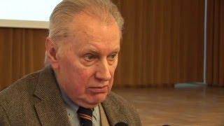 Salon Socjologiczny SGGW - profesor Piotr Sztompka