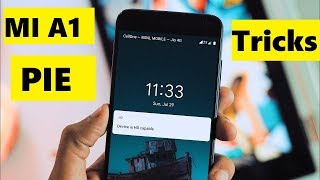 7 New Tricks for Mi A1 on Android Pie \ What's new in