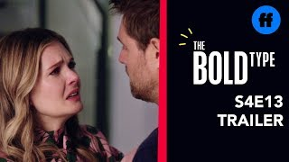 The Bold Type | Season 4 episode 13 |Trailer : Things Aren't Going As Expected (VO)