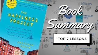 The Happiness Project By Gretchen Rubin | Animated Book Review