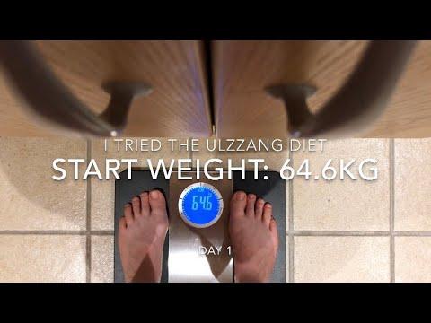 1 valgymo savaitė norint numesti svorio