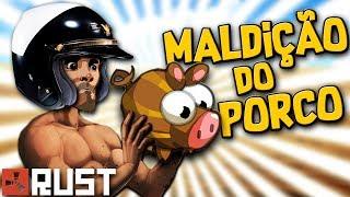 """A """"M-A-L-D-I-Ç-Ã-O"""" do Porco!!!"""