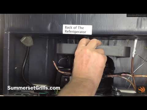 Troubleshooting Summerset Outdoor Refrigerators